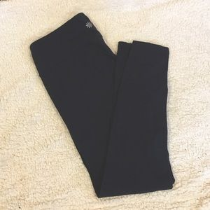 Athleta Dark Blue Yoga Pants
